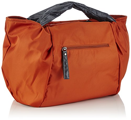 Sansibar Sunray B-215 SY 44, Borsa a tracolla Donna Arancione (Orange (rust))