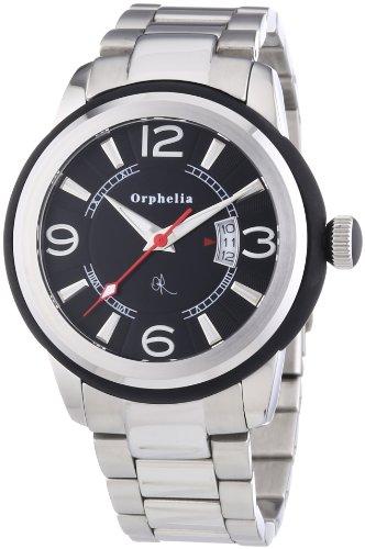 Orphelia OR22770348 - Reloj de pulsera hombre, acero inoxidable, color plateado