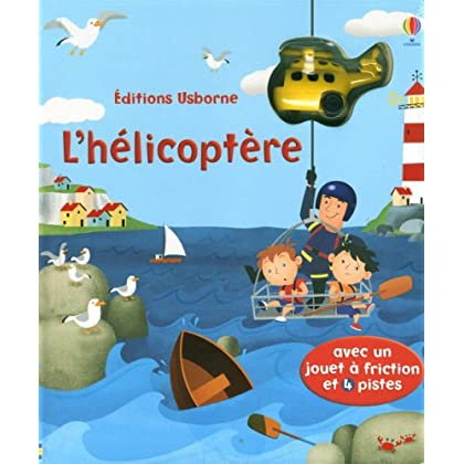 HELICOPTERE AVEC JOUET A FRICT