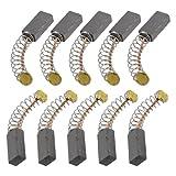 10paires de 12,7x 5,5x 4mm moteur balais de charbon pour Perceuse électrique