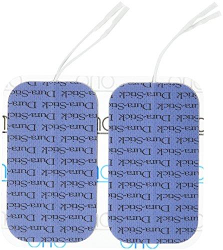 Compex Cefar - Elettrodi, 5x9, confezione da 4