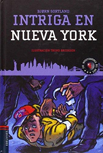 Intriga en Nueva York (Los investigadores del arte) por Bjørn Sortland