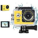 Phankey Fotocamera Digitale per Bambini, Impermeabile Camera per Bambini Giocattolo