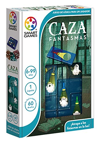 Smart Games - Cazafantasmas