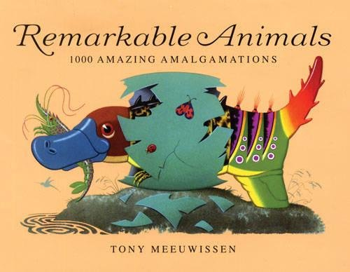 Remarkable Animals (mini edition) por Tony Meeuwissen