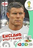 FIFA World Cup 2014 Brazil Adrenalyn XL James Milner Utility Player