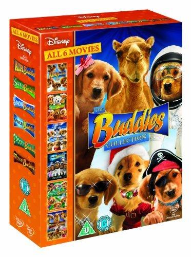 The Disney Buddies Collection 6 Movie Box Set [DVD] by Harland Williams (Box-set Disney Walt)