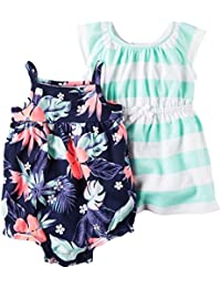 Carters Baby Girls 2 Pk 121h340
