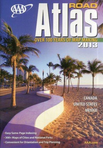 AAA Road Atlas: Canada, United States, Mexico thumbnail