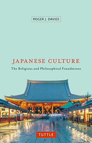Japanese Culture: The Religious and Philosophical Foundations (English Edition) por Roger J. Davies