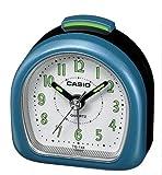 Casio - TQ-148-2EF - Alarm Clock - Quarzuhrwerk - Analogue - Alarm - Bracelet Leder braun