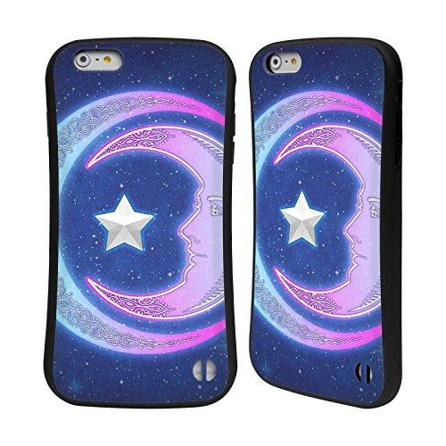 Ufficiale Brigid Ashwood Chiave E Occhio Atmosfera Boemiana Case Ibrida per Apple iPhone 7 / iPhone 8 Doppia Luna