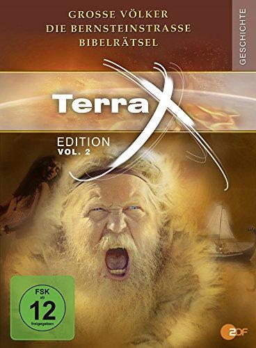 Terra X - Die Bernsteinstraße / Bibelrätsel / Große Völker (3 DVDs)