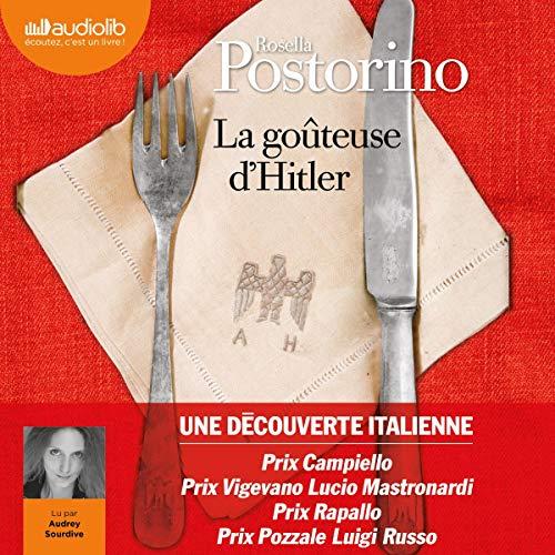 La goûteuse d'Hitler par  Audiolib