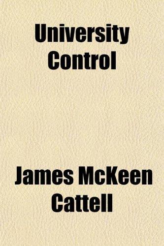 University Control