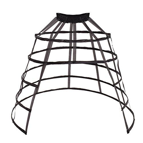 GRACEART Damen Unterröcke Reifrock Petticoat Brautkleid Unterrock Unterskirt Krinoline für...