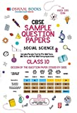 #7: Oswaal CBSE Sample Question Paper Class 10 Social Science (For March 2019 Exam)