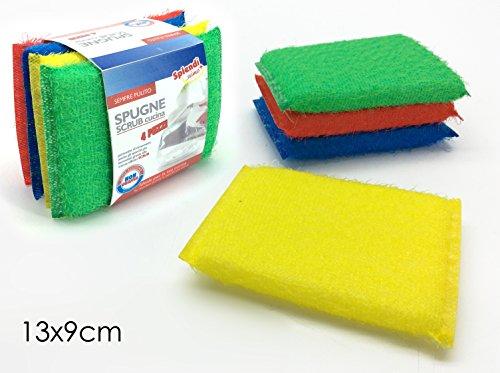 set-4-spugne-scrub-cucina-retina-13x9-cm-colori-assortiti-accessori-pulizia-casa