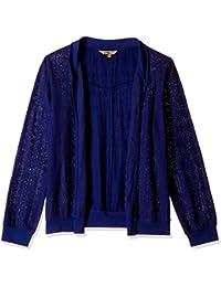 global desi Women's Cotton Blouson Jacket