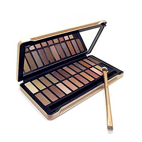 Vi.yo paupières 24 Couleurs Brosse Set Palettes Fard Maquillage Waterproof Durable Matte Makeup Palette2