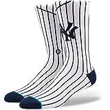 Stance Yankees Home Socks - White