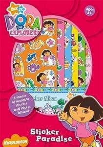 Dora the Explorer Sticker Paradise