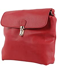 Maroon Sling Bag With Stylish Appearance For Mother's Day