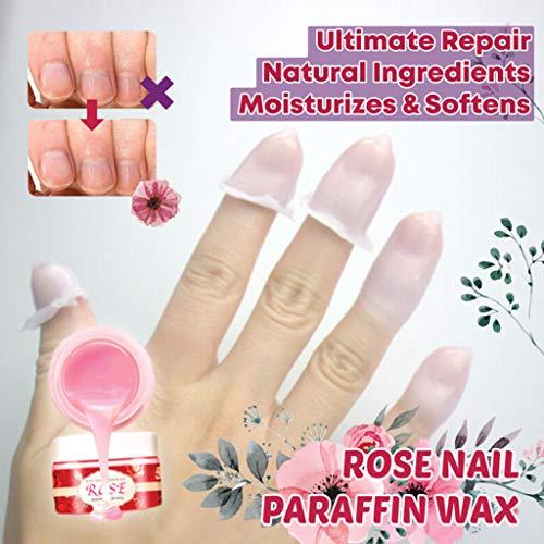 eliaSan Home Feuchtigkeitsspendende organische Rose Hautpflege Gel Feuchtigkeitsspendende Peeling nähren Bleaching Haut (Gel-nagel Versorgt)