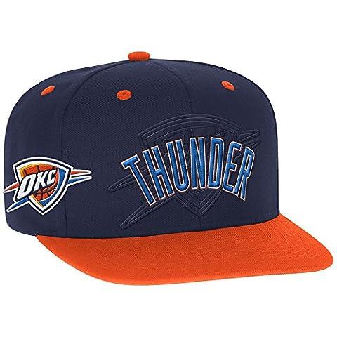 Oklahoma City Thunder Adidas 2016 NBA Draft Day Authentic Snap Back Hat Chapeau