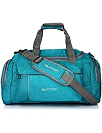 4d40e470f3b Suntop Alive Nylon Polyester 40 litres 20 inches Duffel Bag for Travel