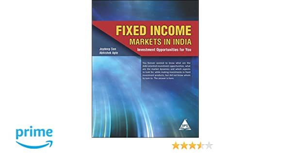 Amazon in: Buy Fixed Income Markets in India: 1 Book Online