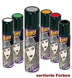 Halloween Horror-Spray, verschiedene Farben, 100ml *Neu bei Pibivibi (weiß)