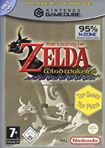 The Legend of Zelda: The Wind Waker (Player's Choice)