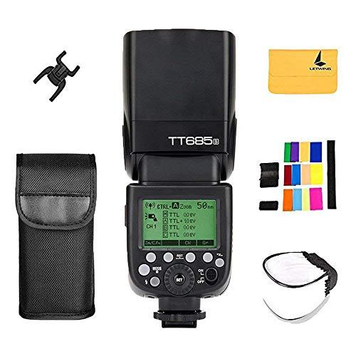 Godox TT685S GN60 TTL HSS 2.4G Blitzgerät Aufsteckblitz Speedlite for Sony Kameras