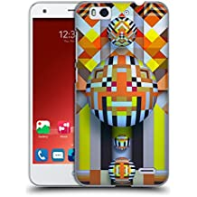 Official Giulio Rossi Eight Geometry Hard Back Case for ZTE Blade S6 Plus