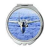 aerei da combattimento, Specchio, Specchio da viaggio, combattente di strada x tekken, specchio tascabile, specchio portatile
