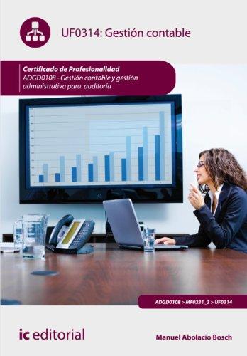Gestión contable. ADGD0108