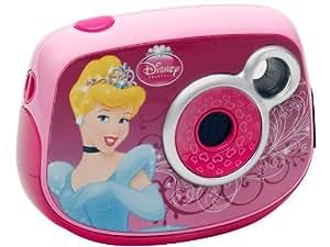 Lexibook Disney Princesses Appareil Photo Numérique 300k pixels