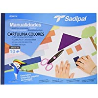 Sadipal 5980 Craft-Cartoncino, 10 fogli