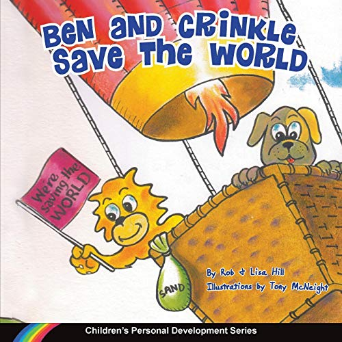 Ben and Crinkle save the world (Children's Personal Development, Band 5) Crinkle-band