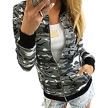 RETUROM Las mujeres nuevo estilo camuflaje capa de la chaqueta del otoño de la calle del invierno de la chaqueta de las mujeres chaquetas casuales