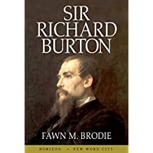 Sir Richard Burton (English Edition)
