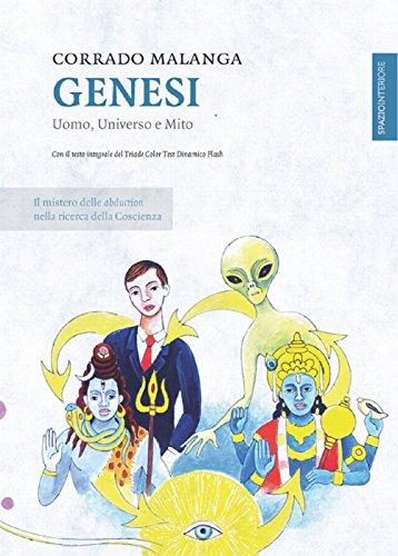 Genesi. Uomo, universo e mito (Lanterne) por Corrado Malanga