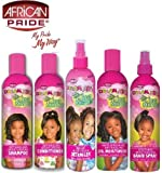 African Pride Dream Kids Olive Miracle 5pcs Ultra - Best Reviews Guide