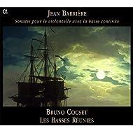 Barrière: Sonates pour le violoncelle avec la basse continüe