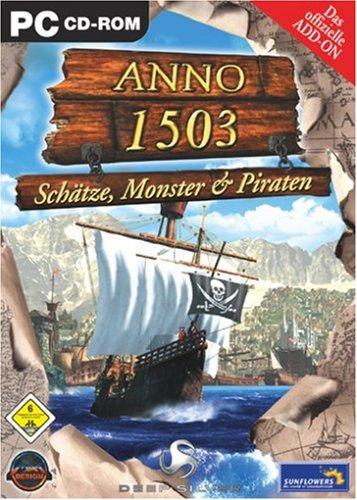 Anno 1503: Schätze, Monster und Piraten