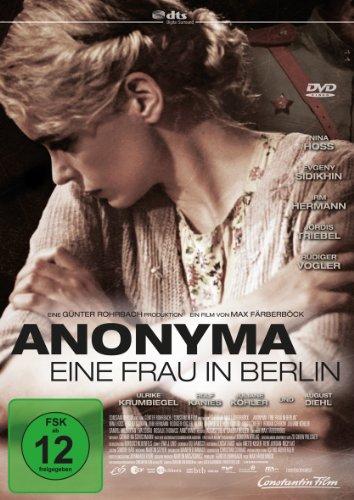 Bild von Anonyma - Eine Frau in Berlin