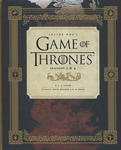Inside HBO's Game of Thrones II: Seasons 3 & 4 (Games of...