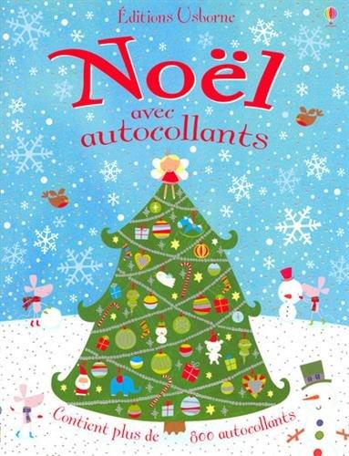 Noël - Avec autocollants par Collectif