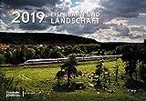 Eisenbahn und Landschaft 2019: Kalender 2019 -